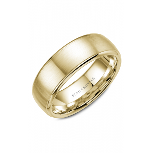 Bleu Royale Wedding band RYL-012Y75 product image