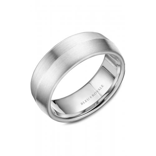 Bleu Royale Wedding band RYL-026W8 product image