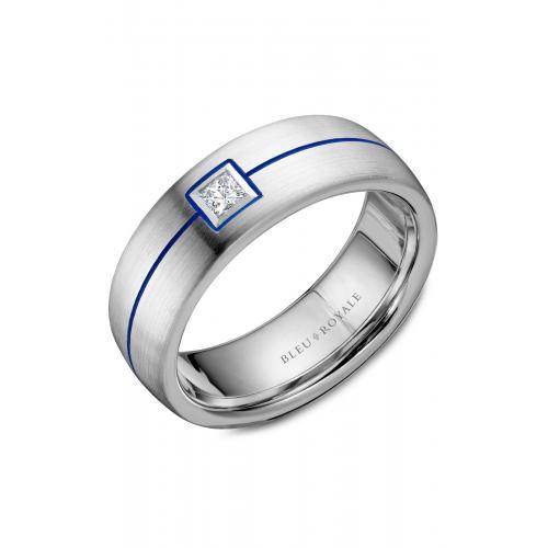 Bleu Royale Wedding band RYL-027WD75 product image
