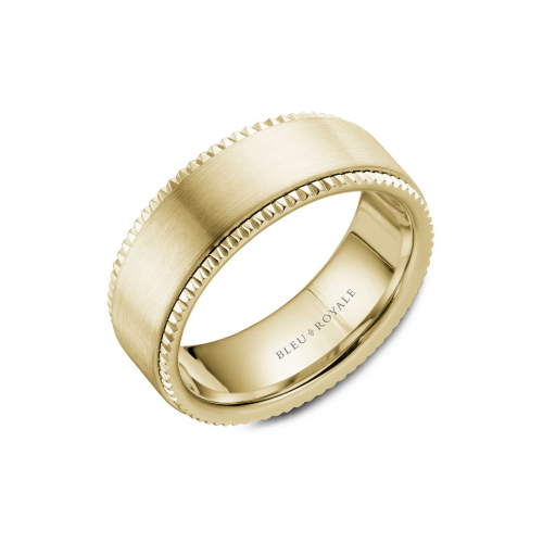 Bleu Royale Wedding band RYL-028Y8 product image