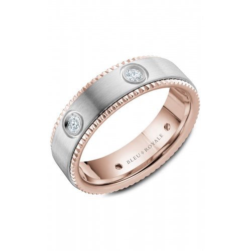Bleu Royale Wedding band RYL-030WRD65 product image