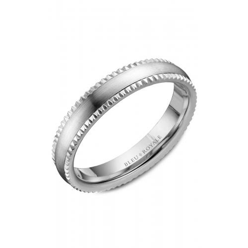 Bleu Royale Wedding band RYL-031W45 product image