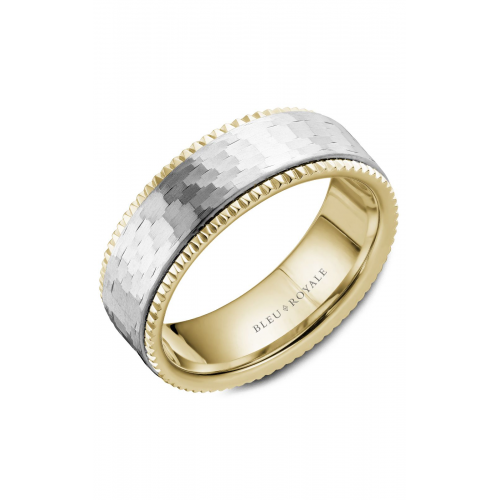 Bleu Royale Wedding band RYL-032WY75 product image