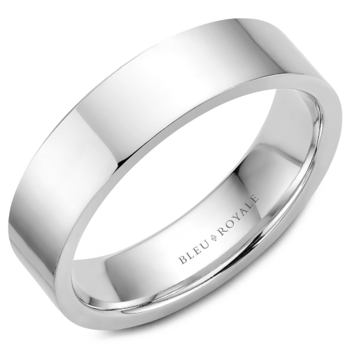 Bleu Royale Wedding band RYL-033W6 product image