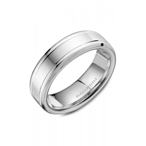 Bleu Royale Wedding band RYL-035W65 product image