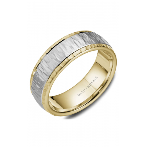 Bleu Royale Wedding band RYL-045WY75 product image