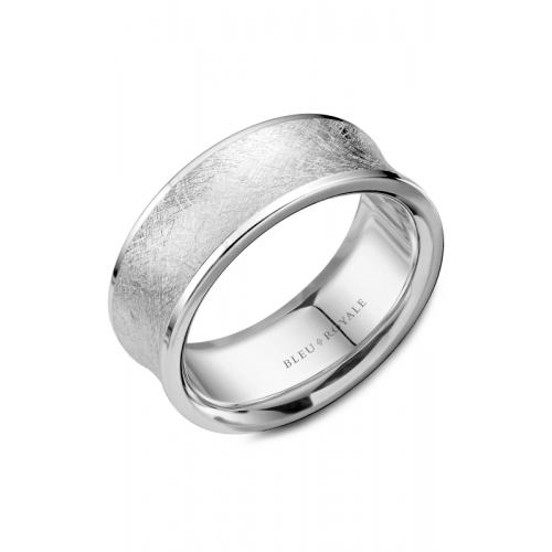 Bleu Royale Wedding band RYL-053W8 product image