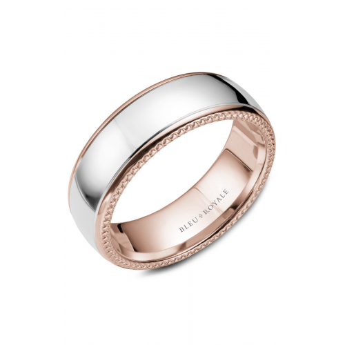 Bleu Royale Wedding band RYL-054WR75 product image