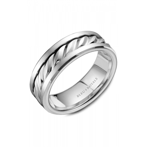 Bleu Royale Wedding band RYL-060W75 product image