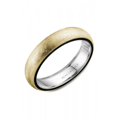 Bleu Royale Wedding band RYL-063YW5 product image