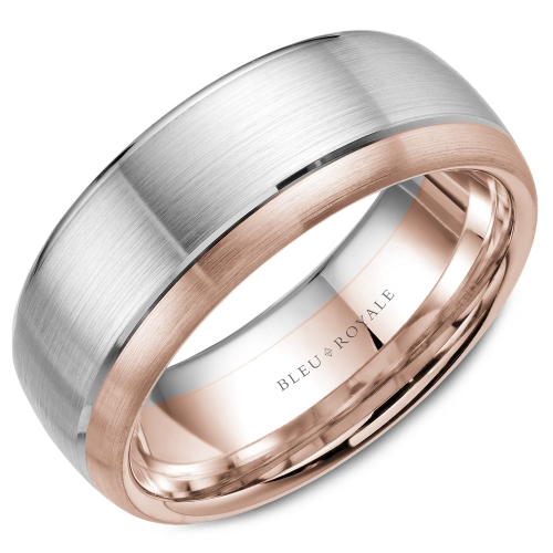 Bleu Royale Wedding band RYL-003WR85 product image