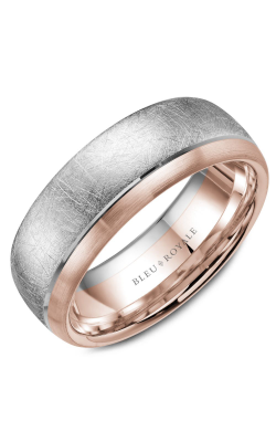 Bleu Royale Men's Wedding Bands RYL-007WR75 product image
