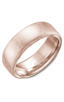 Bleu Royale Men's Wedding Band RYL-010R75DB product image