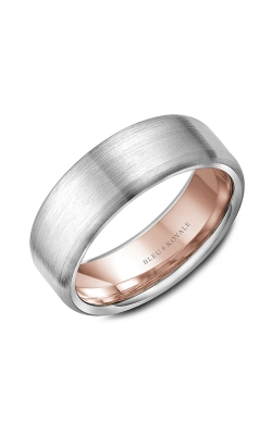 Bleu Royale Men's Wedding Bands Wedding Band RYL-010WR75 product image