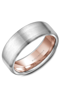 Bleu Royale Men's Wedding Bands RYL-010WR75 product image