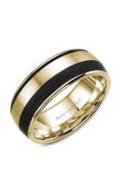 Bleu Royale Men's Wedding Bands Wedding Band RYL-014YB85 product image