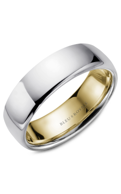 Bleu Royale Men's Wedding Bands RYL-017WY65HP product image