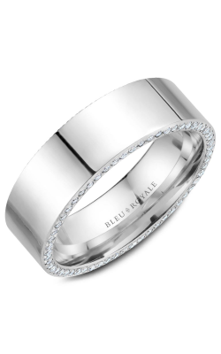 Bleu Royale Wedding Band Men's Wedding Bands RYL-022WD75 product image