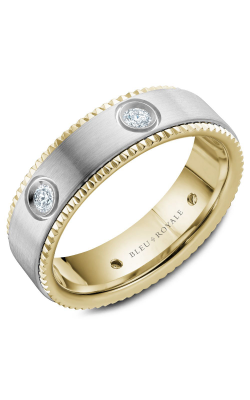 Bleu Royale Wedding band RYL-030WYD65 product image