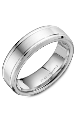 Bleu Royale Men's Wedding Bands Wedding Band RYL-035W65 product image
