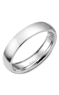 Bleu Royale Men's Wedding Bands Wedding Band RYL-057W5 product image