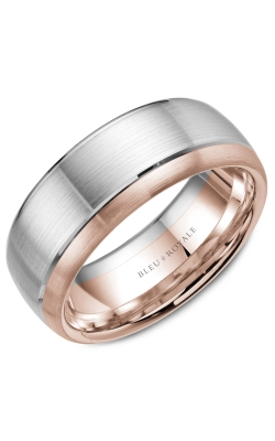 Bleu Royale Men's Wedding Bands RYL-003WR85 product image