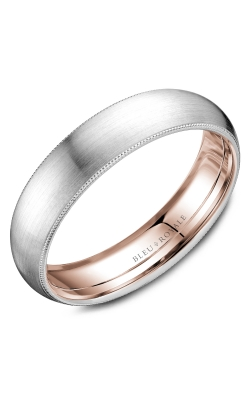 Bleu Royale Men's Wedding Bands Wedding Band RYL-040WR55 product image