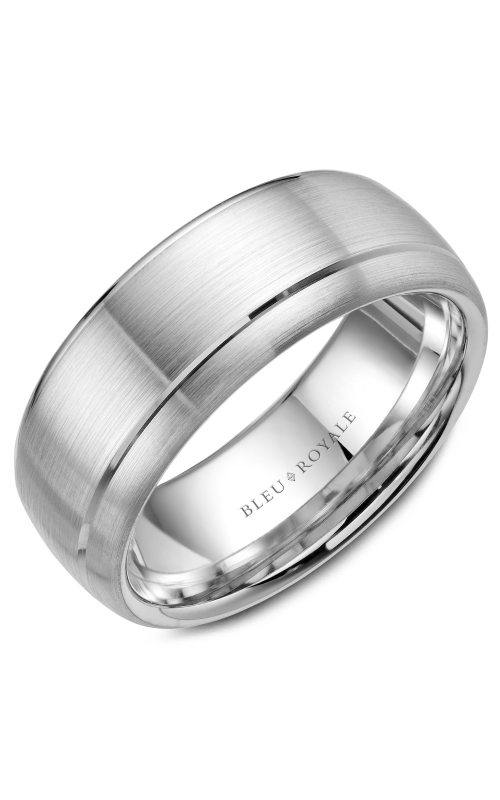 Bleu Royale Men's Wedding Bands Wedding band RYL-003W85 product image