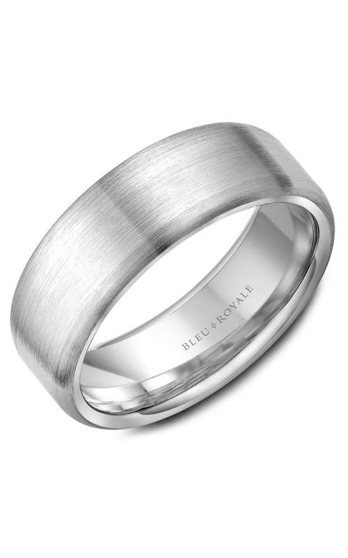 Bleu Royale Men's Wedding Bands Wedding band RYL-010W75 product image