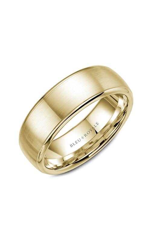Bleu Royale Men's Wedding Bands Wedding band RYL-012Y75 product image