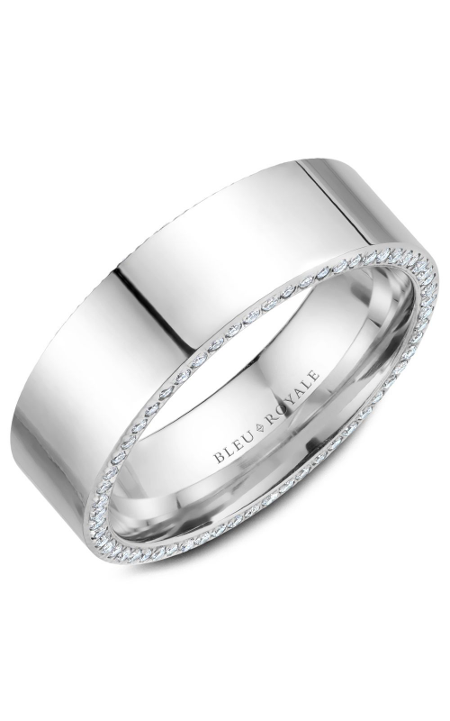 Bleu Royale Wedding band RYL-022WD75 product image