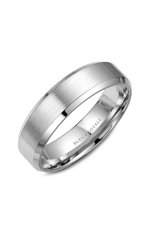 Bleu Royale Men's Wedding Bands Wedding band RYL-023W65 product image