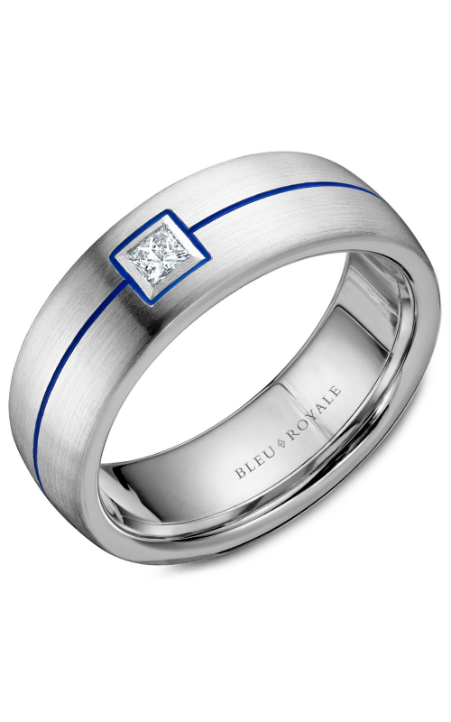 Bleu Royale Men's Wedding Bands Wedding band RYL-027WD75 product image