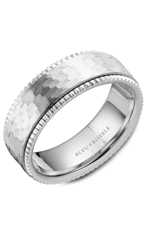 Bleu Royale Men's Wedding Bands Wedding band RYL-032W75 product image