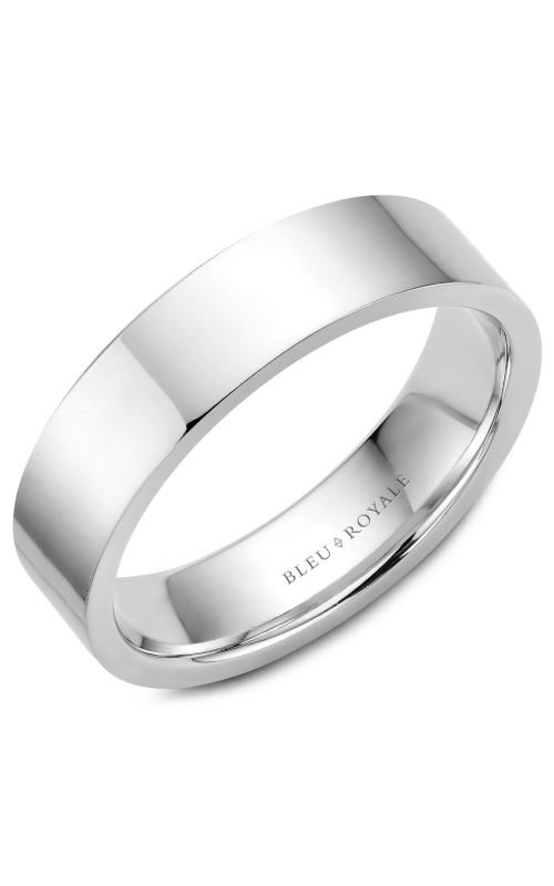 Bleu Royale Wedding band Men's Wedding Bands RYL-033W6 product image