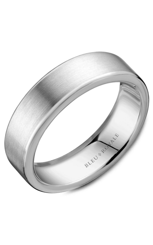 Bleu Royale Men's Wedding Bands Wedding band RYL-037W65 product image