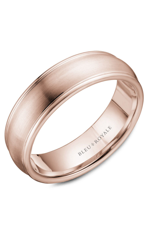 Bleu Royale Wedding band Men's Wedding Bands RYL-039R65 product image