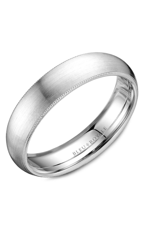 Bleu Royale Men's Wedding Bands Wedding band RYL-040W55 product image