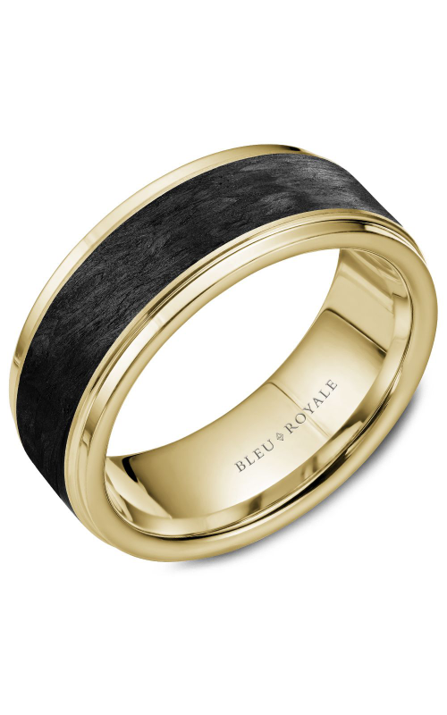 Bleu Royale Men's Wedding Band RYL-047Y85 product image