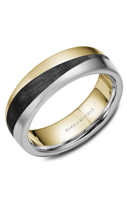 Bleu Royale Men's Wedding Bands Wedding band RYL-051WY7 product image