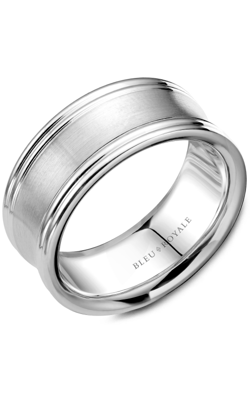 Bleu Royale Wedding band Men's Wedding Bands RYL-052W95 product image