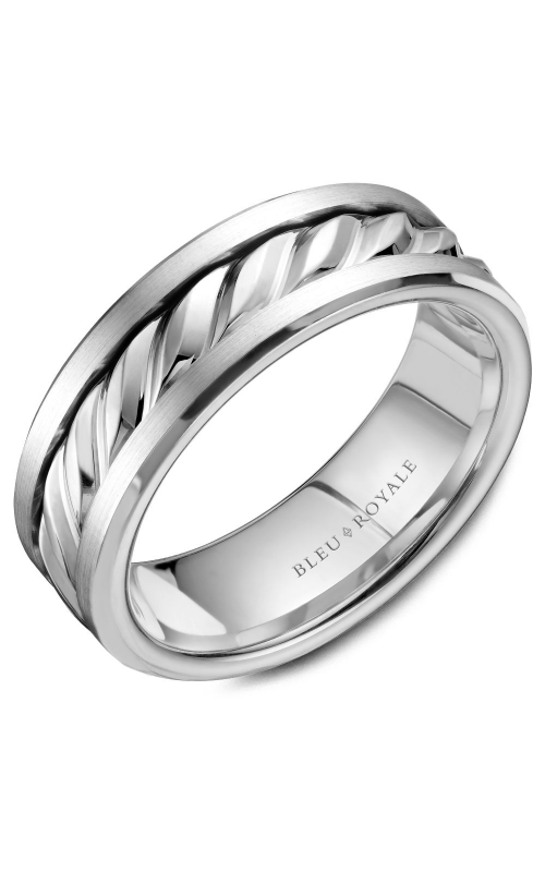 Bleu Royale Men's Wedding Bands Wedding band RYL-060W75 product image