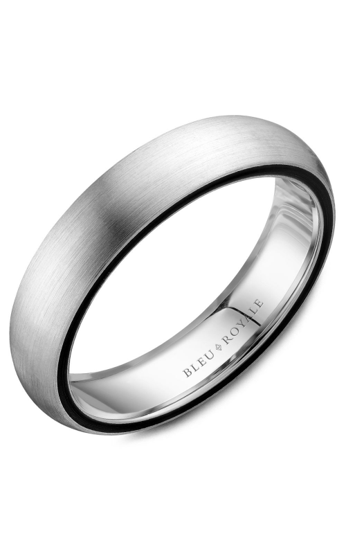 Bleu Royale Men's Wedding Bands RYL-061W5 product image