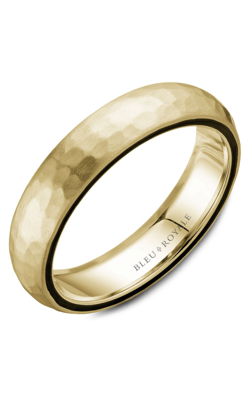 Bleu Royale Wedding band Men's Wedding Bands RYL-062Y5 product image
