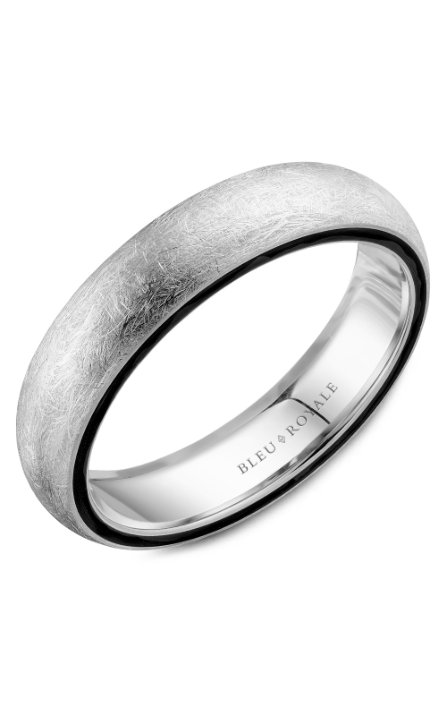 Bleu Royale Men's Wedding Bands Wedding band RYL-063W5 product image