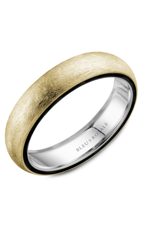 Bleu Royale Men's Wedding Bands Wedding band RYL-063YW5 product image