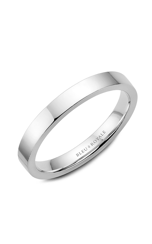 Bleu Royale Wedding band RYL-033W3 product image