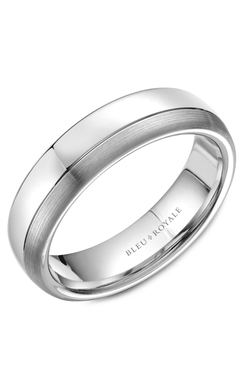 Bleu Royale Wedding band Men's Wedding Bands RYL-069W6 product image