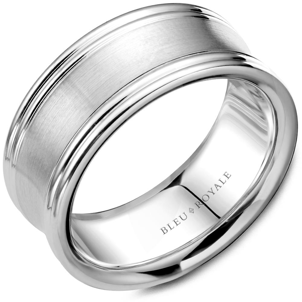 Bleu Royale Men's Wedding Band RYL-052W95 product image