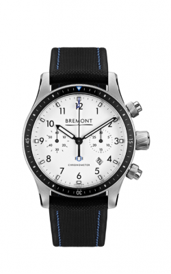 Bremont Boeing Watch BB247-SS/WH/R product image